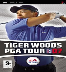 Tiger Woods PGA Tour 07 ROM
