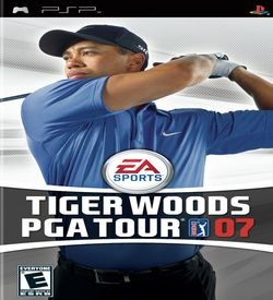 Tiger Woods PGA Tour 07 ROM