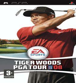 Tiger Woods PGA Tour 08 ROM