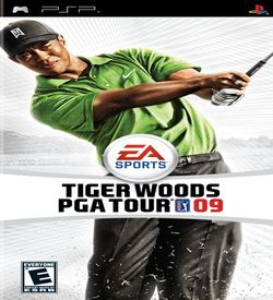 Tiger Woods PGA Tour 09 ROM