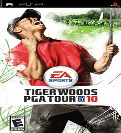 Tiger Woods PGA Tour 10 ROM
