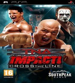 TNA Impact - Cross The Line ROM