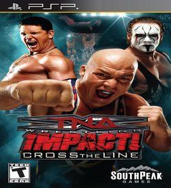 TNA Impact Cross The Line ROM
