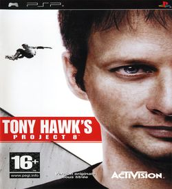 Tony Hawk's Project 8 ROM