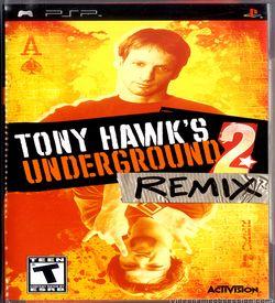 Tony Hawk's Underground 2 Remix ROM