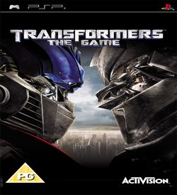 Transformers - The Game ROM