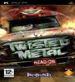 Twisted Metal - Head On ROM