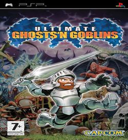 Ultimate Ghosts 'n Goblins ROM
