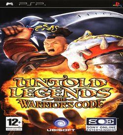 Untold Legends - The Warrior's Code ROM
