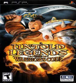 Untold Legends - The Warrior's Code ROM
