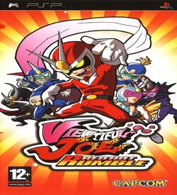 Viewtiful Joe - Red Hot Rumble ROM