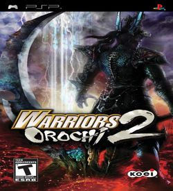 Warriors Orochi 2 ROM