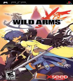 Wild Arms XF ROM