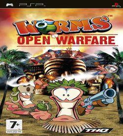 Worms - Open Warfare ROM