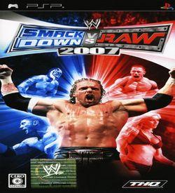 WWE SmackDown Vs. RAW 2007 ROM