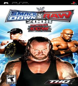 WWE SmackDown Vs. RAW 2008 Featuring ECW ROM