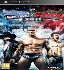 WWE SmackDown Vs. RAW 2011 ROM