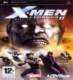 X-Men Legends II - El Ascenso De Apocalipsis ROM