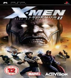 X-Men Legends II - Rise Of Apocalypse ROM
