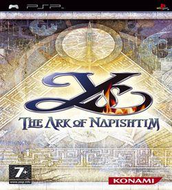 Ys - The Ark Of Napishtim ROM