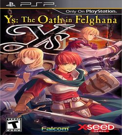 Ys - The Oath In Felghana ROM