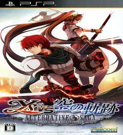 Ys Vs. Sora No Kiseki - Alternative Saga ROM