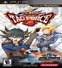 Yu-Gi-Oh 5D's - Tag Force 4 ROM