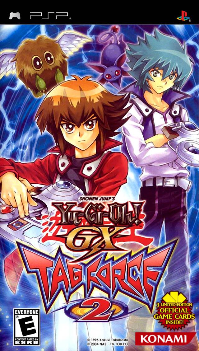 Yu-Gi-Oh GX - Tag Force 2
