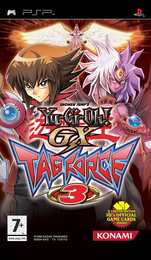 Yu-Gi-Oh GX - Tag Force 3