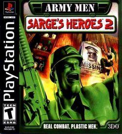 Army Men - Sarge's Heroes 2  [SLUS-01202] ROM