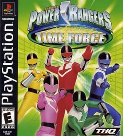 Power Rangers Time Force [SLUS-01351] ROM