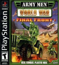 Army Men - World War - Final Front [SLUS-01327] ROM