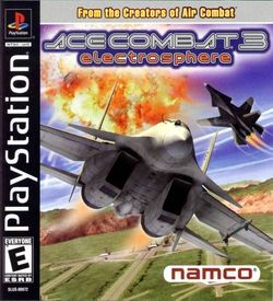 Ace Combat 3 - Electrosphere [SLUS-00972] ROM