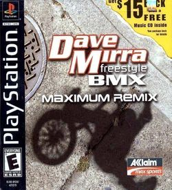 Dave Mirra Freestyle BMX - Maximum Remix [SLUS-01347] ROM
