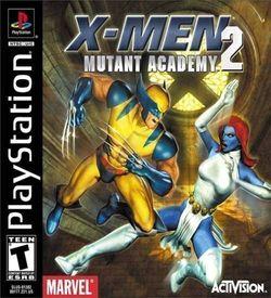 X Men Mutant Academy 2 [SLUS-013.82] ROM