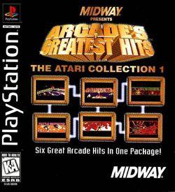 Arcade's Greatest Hits - The Atari Collection 1  [SLUS-00399] ROM