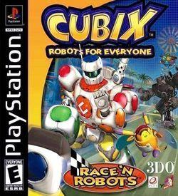 Cubix Robots For Everyone - Race'n Robots  [SLUS-01422] ROM