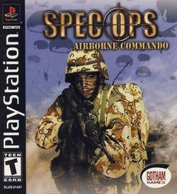 Spec Ops Airborne Commando [SLUS-01447] ROM
