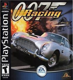 James Bond 007 Racing [SLUS-01300] ROM