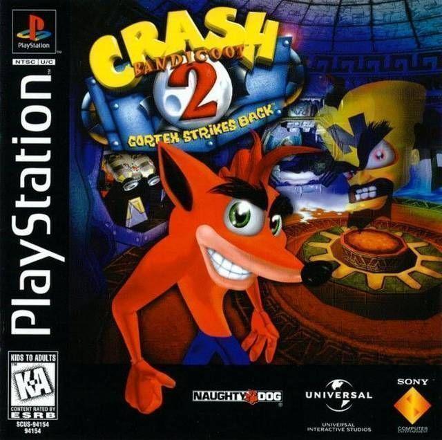 Crash Bandicoot 2 - Cortex Strikes Back [SCUS-94154]