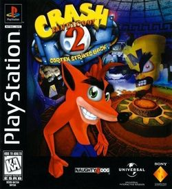 Crash Bandicoot 2 - Cortex Strikes Back [SCUS-94154] ROM