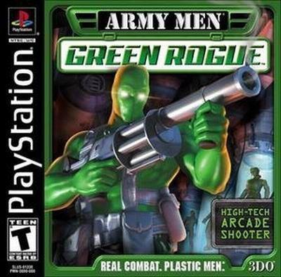 Army Men - Green Rouge [SLUS-01330]