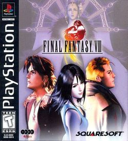 Final Fantasy VIII (Disc 1) [SLES-02080] ROM