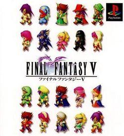 Final Fantasy Anthology - Final Fantasy V [SLUS-00879] ROM