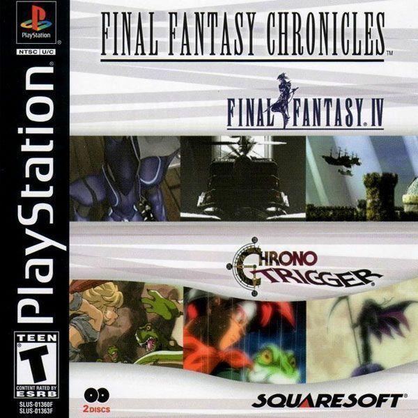 Final Fantasy Chronicles - Chrono Trigger [SLUS-01363]