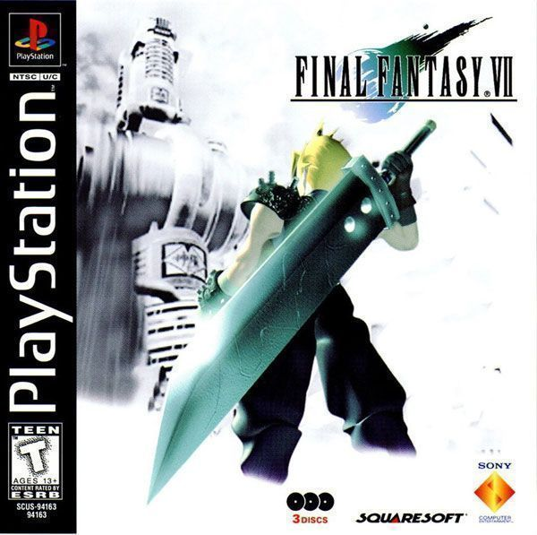 Final Fantasy VII [Disc1of3] [SCUS-94163]