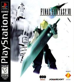 Final Fantasy VII [Disc1of3] [SCUS-94163] ROM