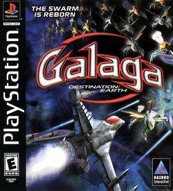 Galaga - Destination Earth [SLUS-01258] ROM