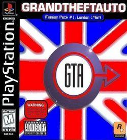 Grand Theft Auto - Mission Pack 1 - London 1969 [SLUS-00846] ROM