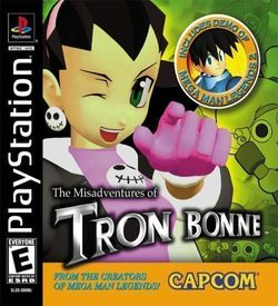 Misadventures Of Tron Bonne The [SLUS-00896] ROM